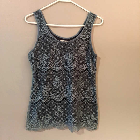 Lace Tank Top 😍